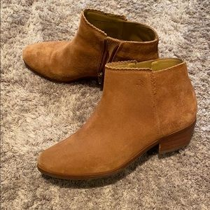 Jack Rogers ankle booties